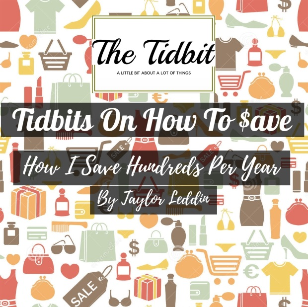 Tidbits On How To Save