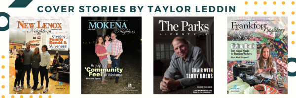 cover stories by taylor leddin