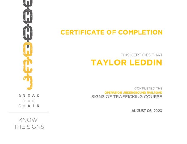 OUR_Completion_Certificate